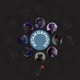 Metamorphosis - cover design (davedouglas.bandcamp.com)