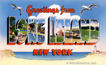 Long Island post card (RetroAmerica.com, pinterest.com)
