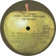 sgt pepper side 1