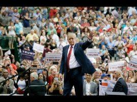 Trump audience