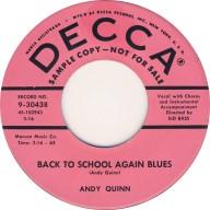andy-quinn-back-to-school-again-blues (45cat.com)