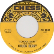 chuck-berry-school-days (45cat.com)