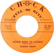 Johnny Koury (45cat.com)