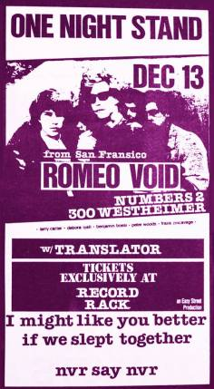 Romeo-Void-December-13-1982 (numbersnightclub.com)